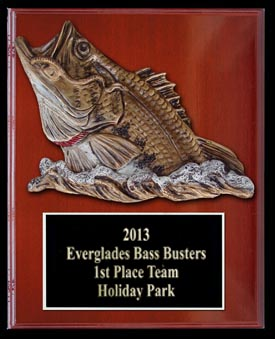 bass fishing tournament trophies, bass fishing tournament awards
